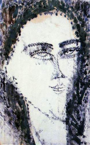 Modigliani - Head [2]